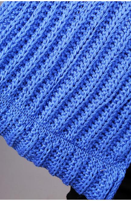 Хомут женский синий 125658L