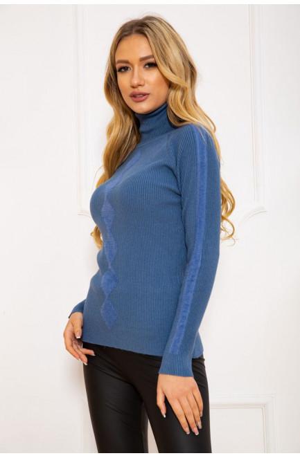Гольф женский синий 126885L