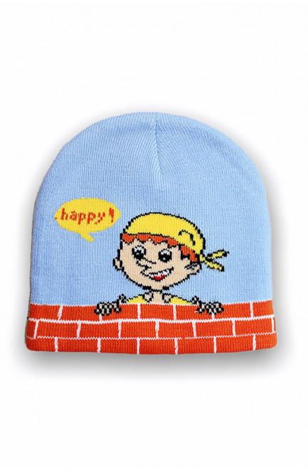 """Шапка детская """"happy"""" 098962L"""