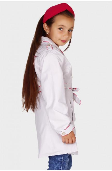 Куртка детская серая 116552L