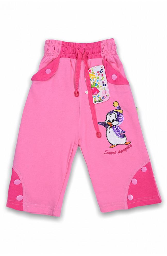 Штаны детские розовые 116745L