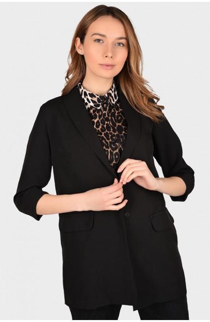 Съемный воротник женский леопардовый 129010L