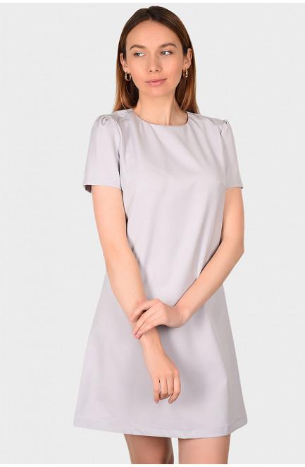 Женское платье серое размер 36 131512L