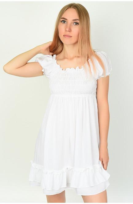 Сарафан женский белый размер 42-44 134392L